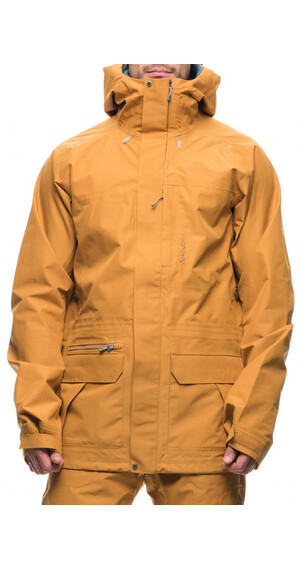 Houdini M's Corner Jacket donovan yellow